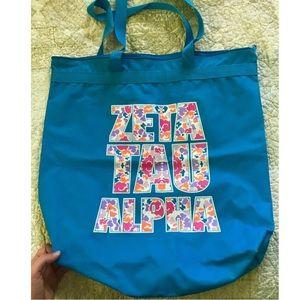 Zeta Tau Alpha Tote Bag